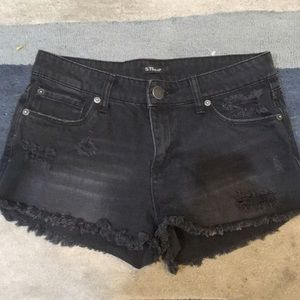 Cute, black shorts from STS Blue!